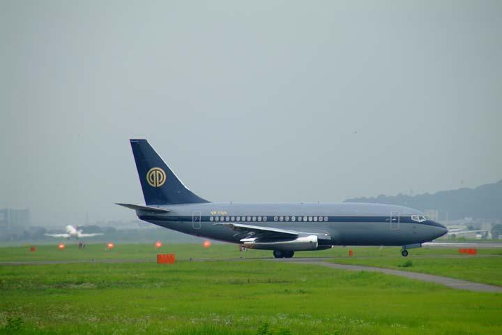 737クラシック、旅立つ