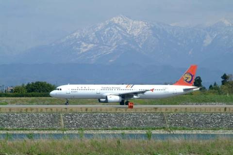 復興航空A321