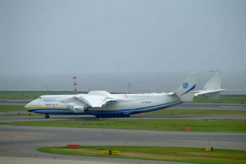 An-225タキシング1
