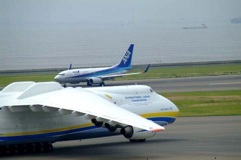 An-225タキシング5