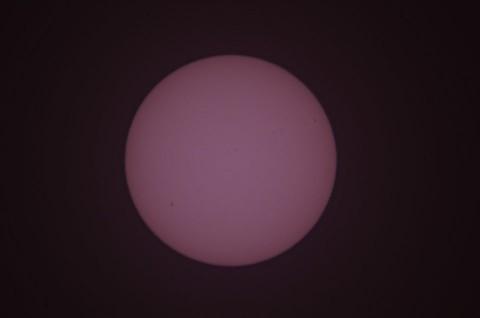 金星太陽面通過に向けて4